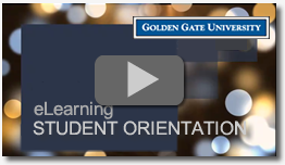 eLearning Student Orientation